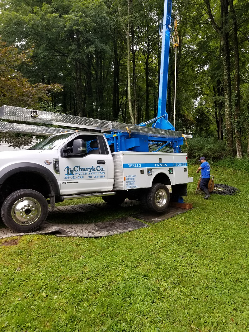 Pound Ridge Pump Replacement